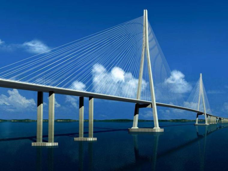 混凝土的技术研究及其在重大工程中的应用-大桥