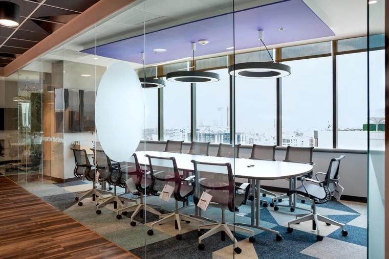 剑桥大学出版社墨西哥城办公室室内实景图 (8)