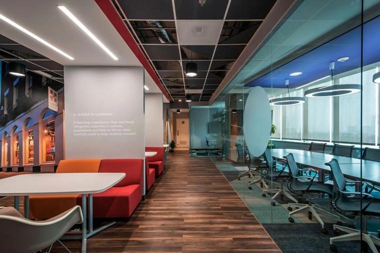 剑桥大学出版社墨西哥城办公室室内实景图 (7)