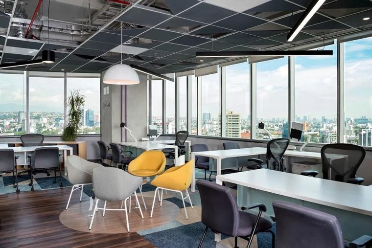 剑桥大学出版社墨西哥城办公室室内实景图 (9)