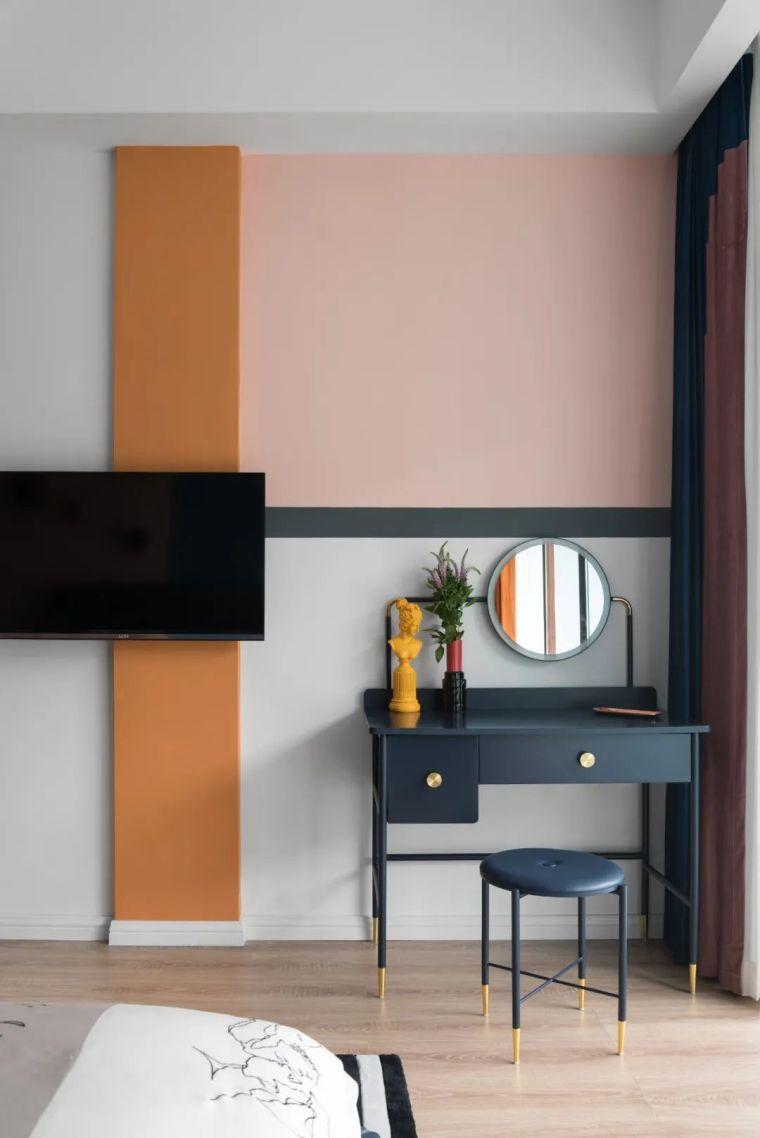 全屋十几种颜色还想让客厅_21