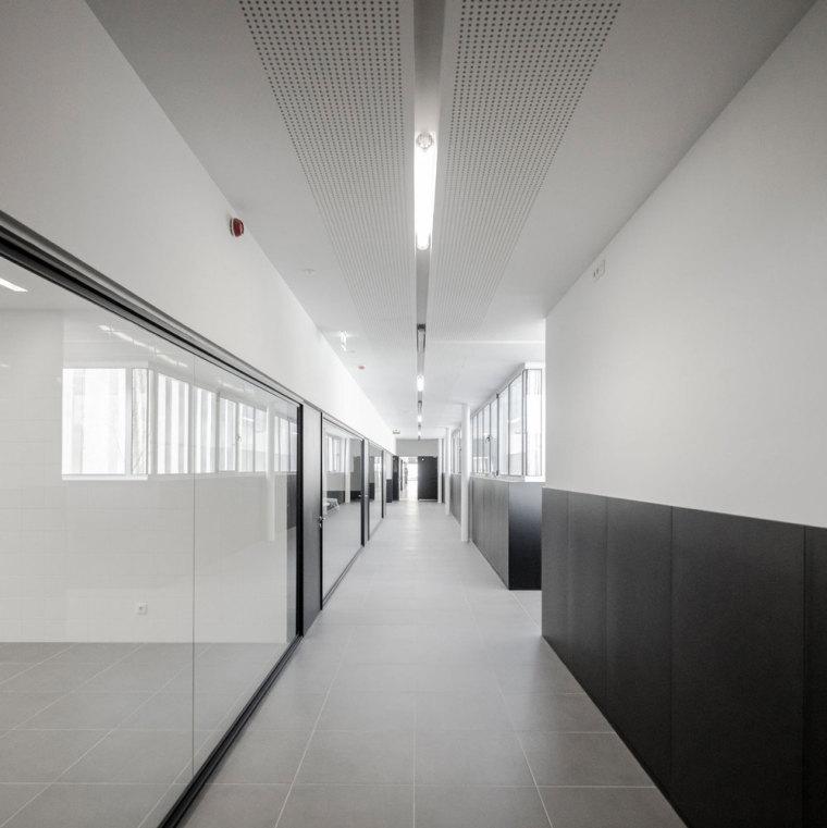 葡萄牙EB2/3Tai仔学校-葡萄牙EB 23 Tai仔学校内部实景图 (2)