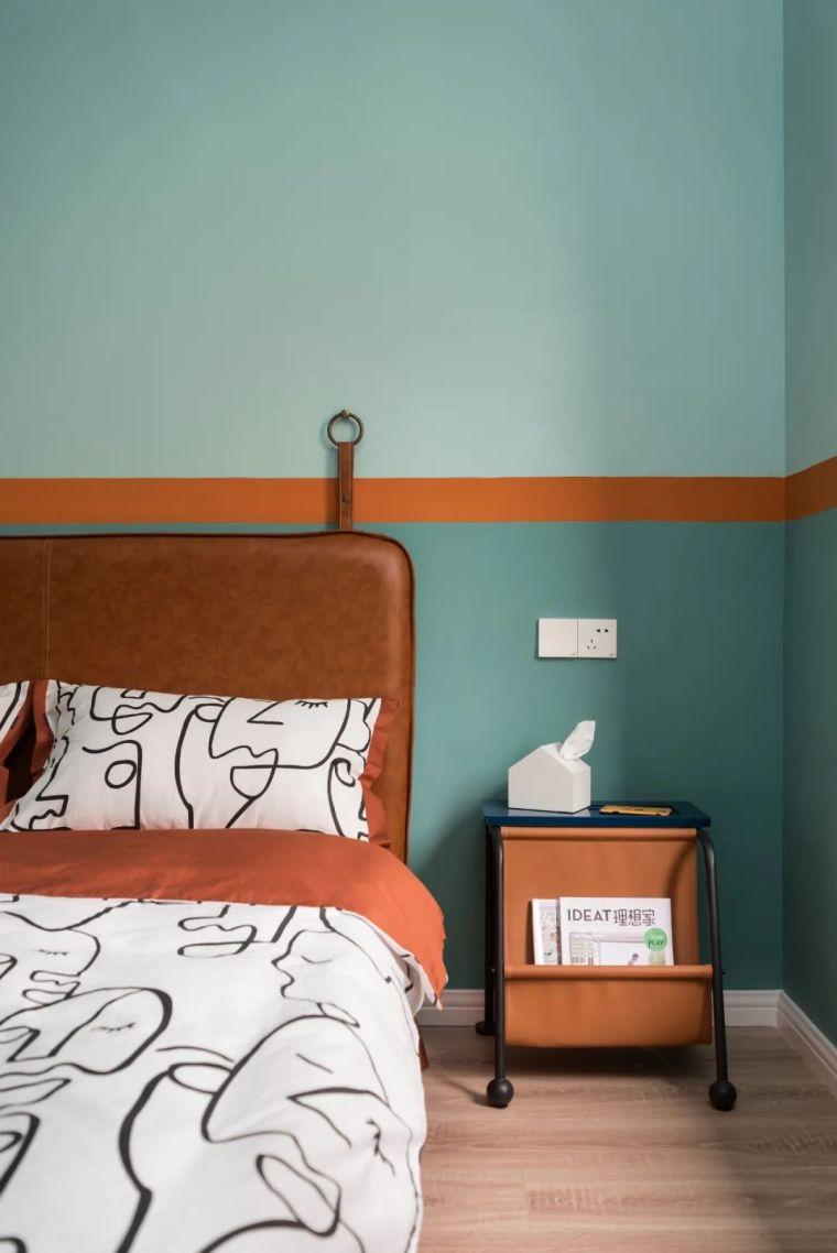 全屋十几种颜色还想让客厅_37
