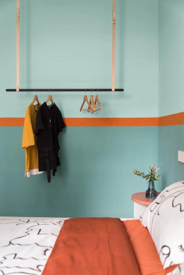 全屋十几种颜色还想让客厅_36