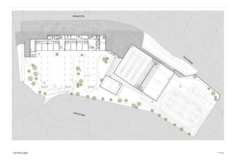 葡萄牙EB2/3Tai仔学校-葡萄牙EB 23 Tai仔学校平面图 (5)