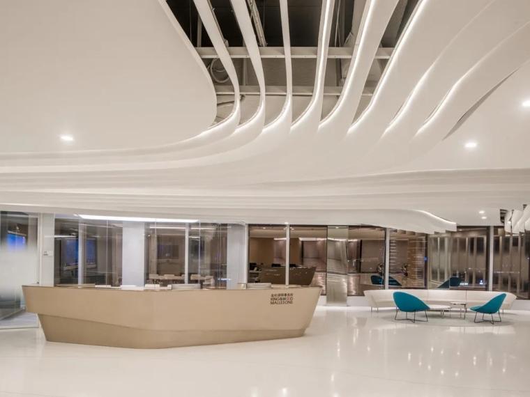 金杜律师事务所深圳办公室室内实景图 (3)