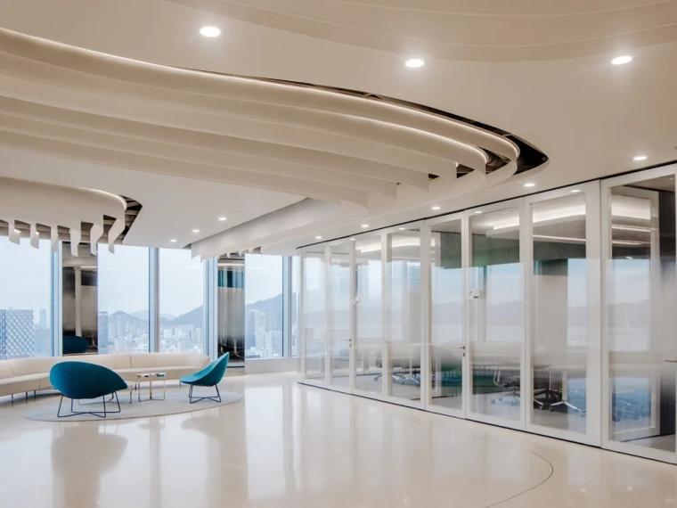 金杜律师事务所深圳办公室室内实景图 (8)