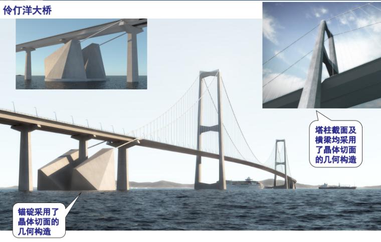 深中通道工程方案及技术创新概述-伶仃洋大桥