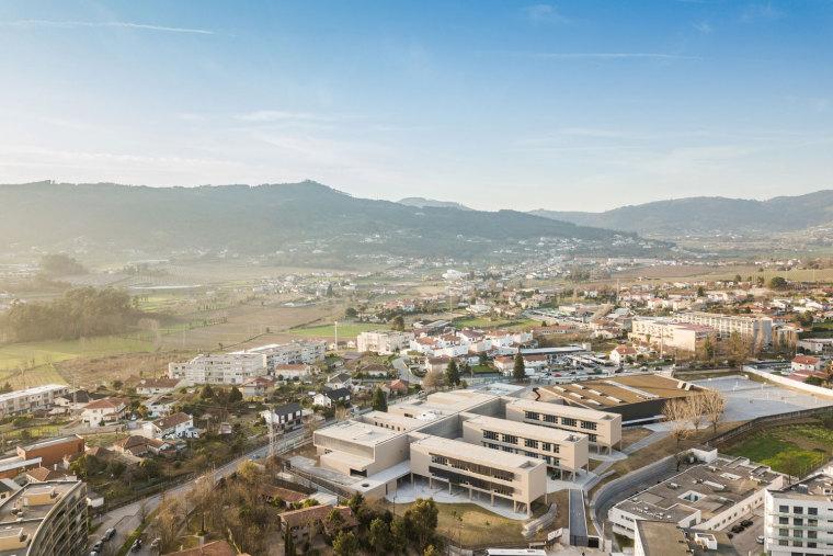 葡萄牙EB2/3Tai仔学校-葡萄牙EB 23 Tai仔学校外部实景图 (15)