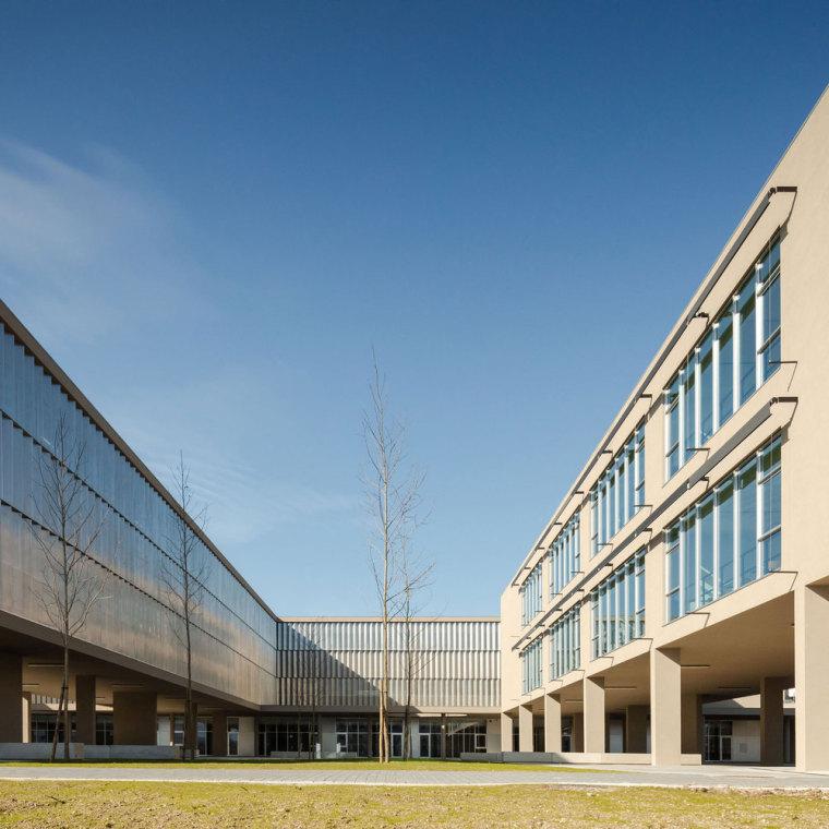 葡萄牙EB2/3Tai仔学校-葡萄牙EB 23 Tai仔学校外部实景图 (18)