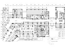[四川]九寨希尔顿度假酒店室内精装修施工图