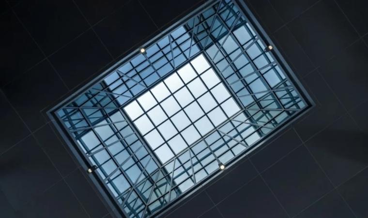 绿地襄阳城际空间站室内实景图