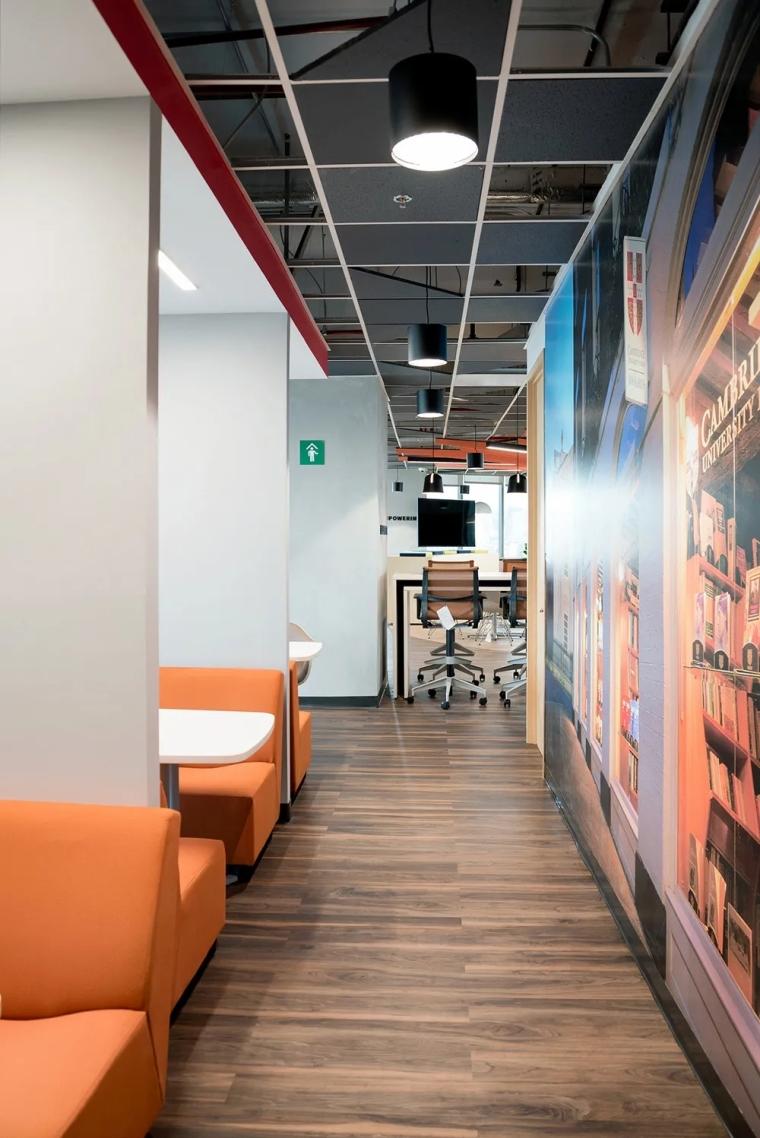 剑桥大学出版社墨西哥城办公室室内实景图 (6)