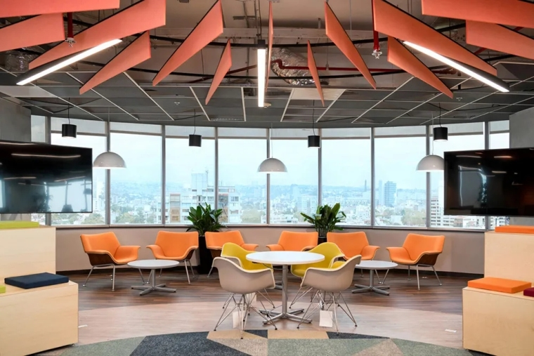 剑桥大学出版社墨西哥城办公室室内实景图 (5)