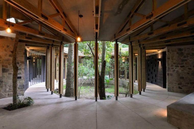 COAArquitectura温情满满的治愈系建筑空间_64