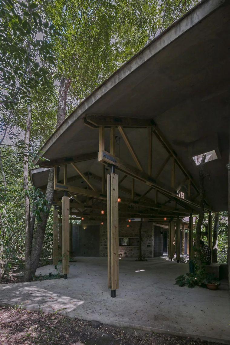 COAArquitectura温情满满的治愈系建筑空间_73