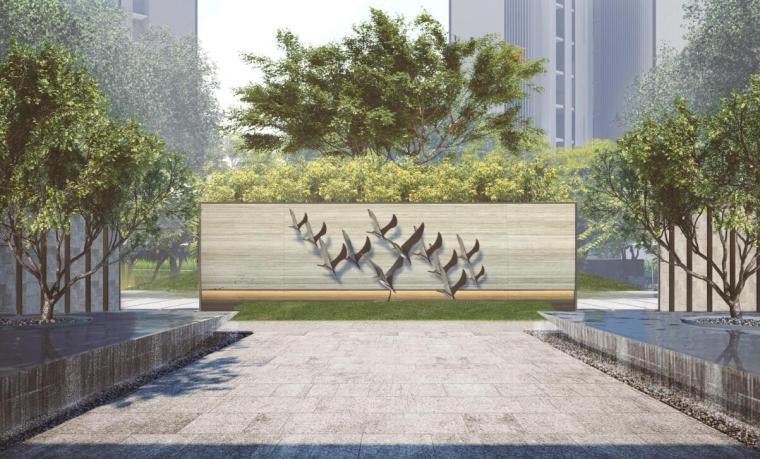 现代风格顶级豪宅景观设计方案+CAD总平图-QQ截图20200923153456
