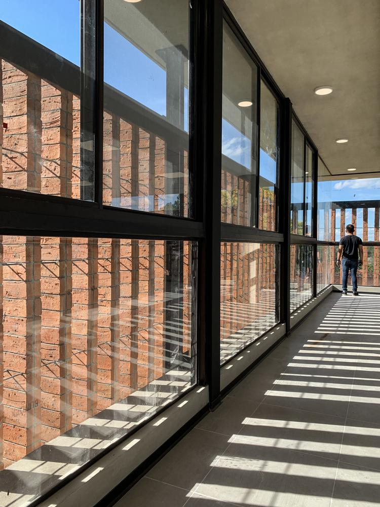 巴拉圭ASA蒸汽学校内部实景图