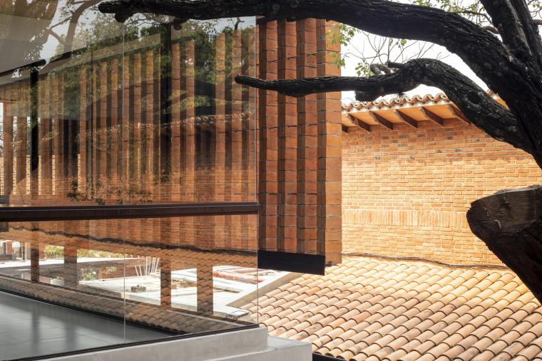 巴拉圭ASA蒸汽学校外部实景图19