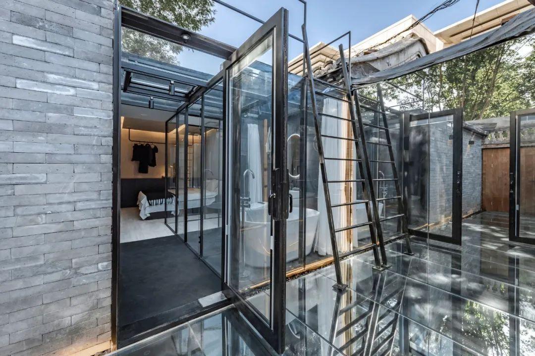 北京姑娘继承的50㎡二环胡同房改造