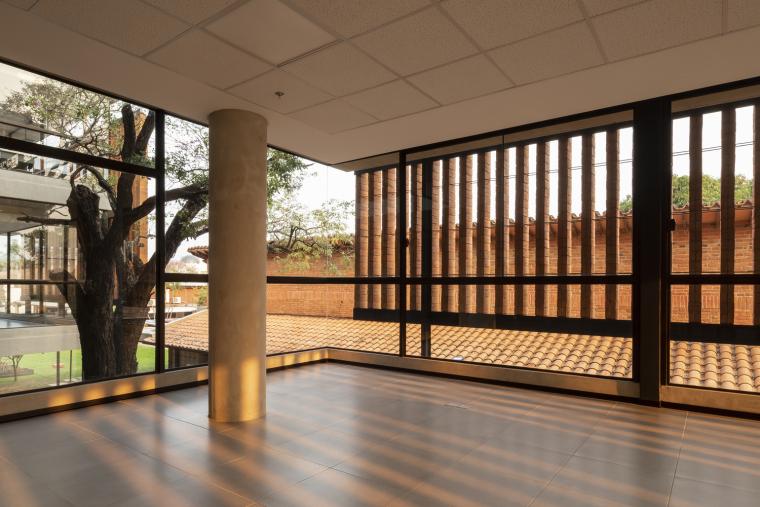 巴拉圭ASA蒸汽学校内部实景图9
