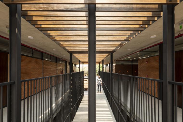 巴拉圭ASA蒸汽学校内部实景图11