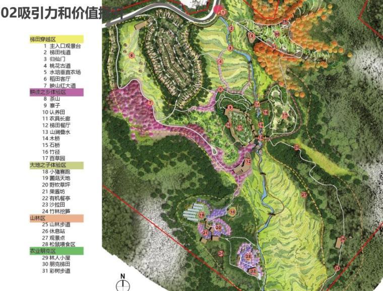 江西明月山月圆缘景区文旅景观规划设计报奖-吸引力和价值提1