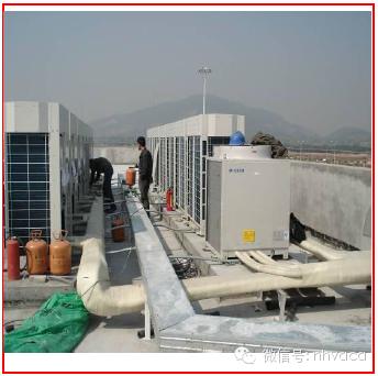 多联机安装工程各阶段质量问题及施工做法_29
