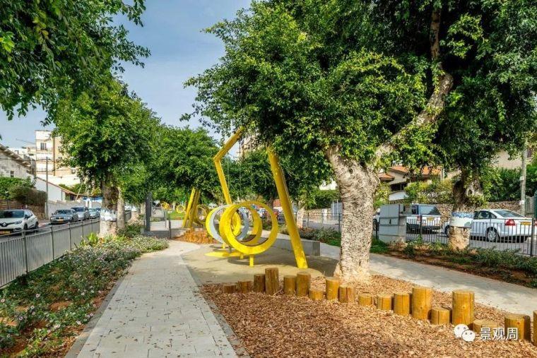 多重手法构建街道景观,附40条相关精品方案_5