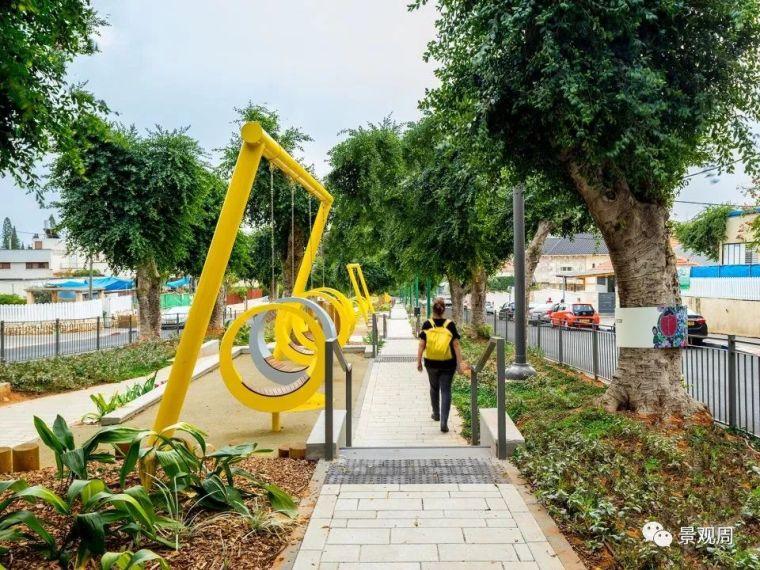 多重手法构建街道景观,附40条相关精品方案_6