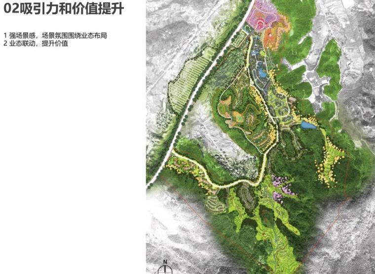 江西明月山月圆缘景区文旅景观规划设计报奖-吸引力和价值提升