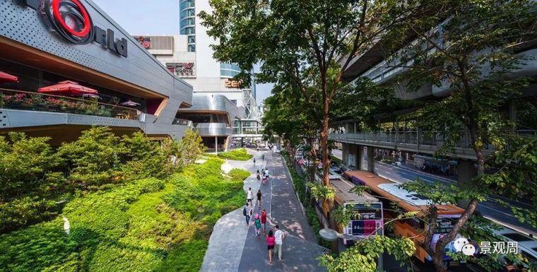 多重手法构建街道景观,附40条相关精品方案_25