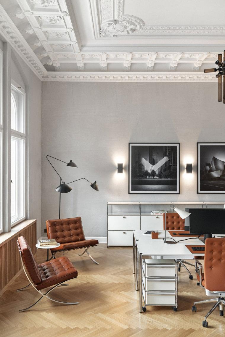 柏林玛丽亚Murawsky办公室室内实景图 (11)