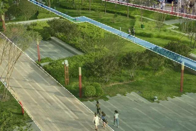 多重手法构建街道景观,附40条相关精品方案_32