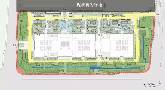多重手法构建街道景观,附40条相关精品方案_31