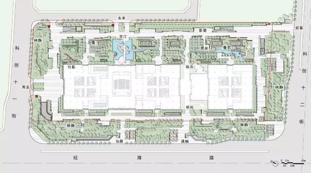 多重手法构建街道景观,附40条相关精品方案_30