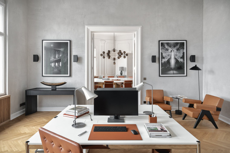 柏林玛丽亚Murawsky办公室室内实景图 (15)