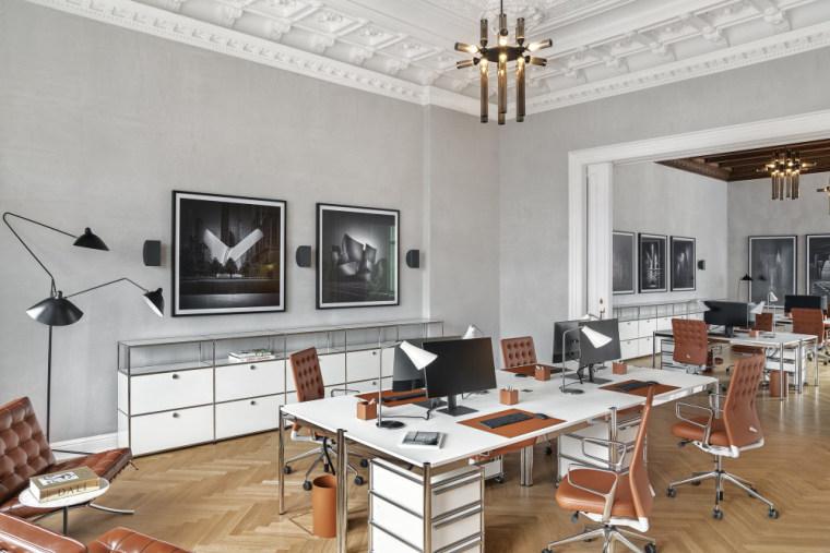 柏林玛丽亚Murawsky办公室室内实景图 (14)