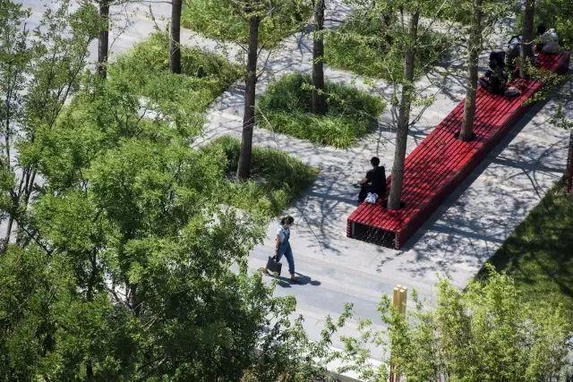 多重手法构建街道景观,附40条相关精品方案_37