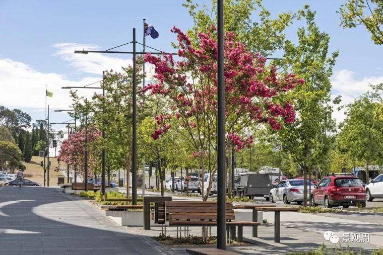 多重手法构建街道景观,附40条相关精品方案_38