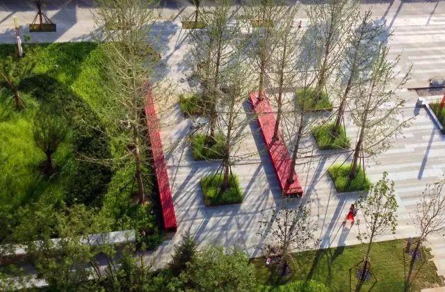 多重手法构建街道景观,附40条相关精品方案_36