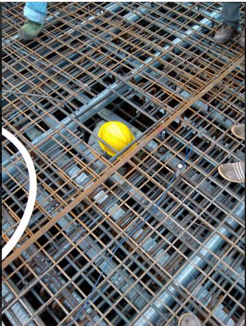 连续梁施工技术管理及安全保证措施-隔墙处开设工作孔