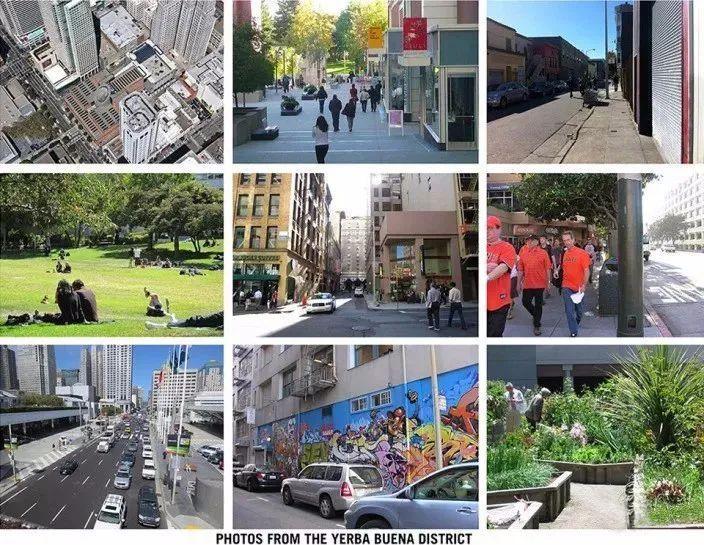 多重手法构建街道景观,附40条相关精品方案_51