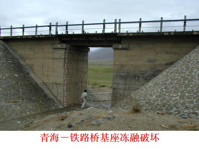 变形和裂缝宽度的计算PPT(119页)-青海-铁路桥基座冻融破坏