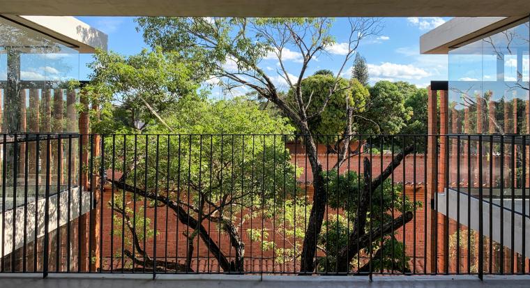 巴拉圭ASA蒸汽学校外部实景图11
