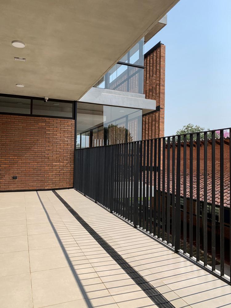 巴拉圭ASA蒸汽学校外部实景图12