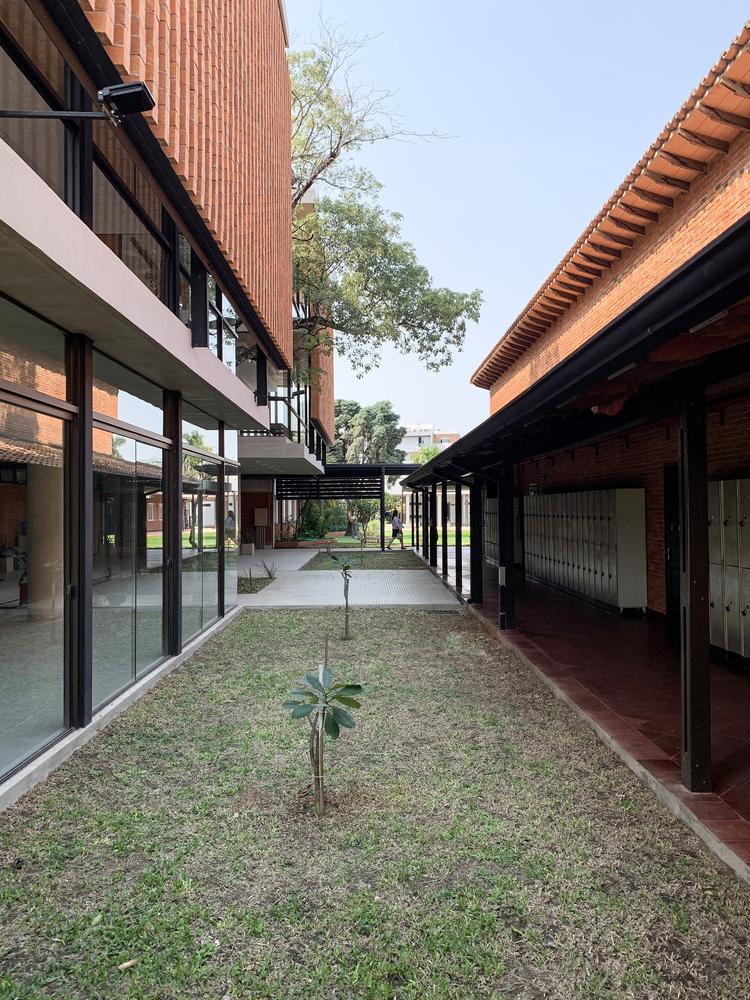 巴拉圭ASA蒸汽学校外部实景图13