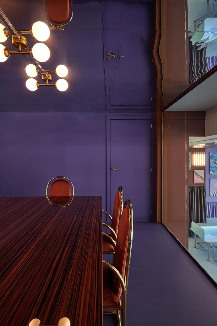 瓦伦西亚联合办公空间设计室内实景图 (5)