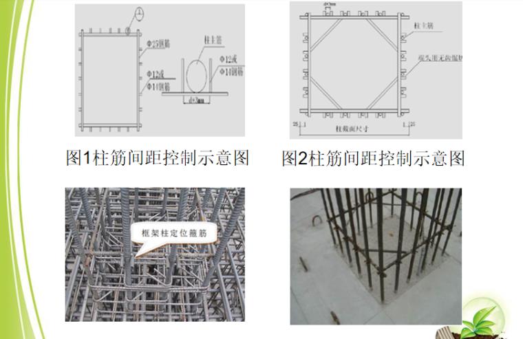 房屋建筑工程细部做法培训讲义-05 柱子钢筋定位箍筋