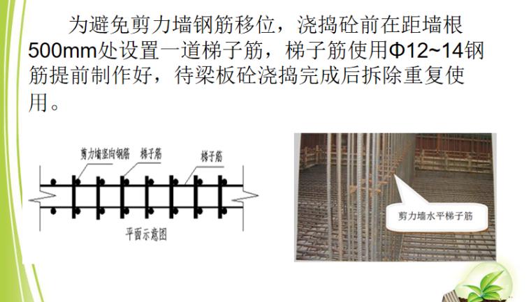 房屋建筑工程细部做法培训讲义-06 剪力墙梯子筋